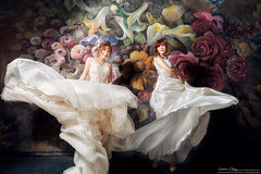 Bestie Wedding (JoshuaSYChang) Tags: women wedding bride people elegance fashion females beauty dress beautiful adult love caucasianethnicity fantasy youngadult backgrounds white veil d850 nikon