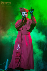 ghost 5.15.18 the cap chad anderson-1233 (capitoltheatre) Tags: ghost aneveningwithghost metal thecapitoltheatre capitoltheatre housephotographer portchester portchesterny livemusic lights projections production costume