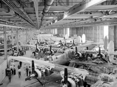 B-24 (San Diego Air & Space Museum Archives) Tags: consolidatedaircraft consolidatedaircraftsandiego consolidatedsandiego sandiego usaaf 4442720 cn6656 6656 4442721 cn6657 6657 4442722 cn6658 6658 aviation aircraft airplane militaryaviation bomber consolidatedb24liberator consolidatedb24 b24liberator consolidatedliberator liberator b24 consolidatedb24mliberator consolidatedb24m b24mliberator b24m b24m45co prattwhitney prattwhitneyr1830twinwasp prattwhitneyr1830 r1830 prattwhitneytwinwasp twinwasp r183065 aircraftmanufacturing productionline photoreconnaissance reconnaissanceaircraft consolidatedf7liberator consolidatedf7 consolidatedf7bliberator f7bliberator f7b