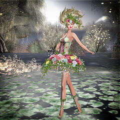 LuceMia - irrISIStible for Swank Event (MISS V♛ ITALY 2015 ♛ 4th runner up MVW 2015) Tags: swankevent secondlife sl irrisistible fashion fantasy creations event mesh outfit blog beauty models lucemia