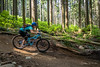 Floppy Bunny Jump Session (kendyck1) Tags: northshore mountainbiking