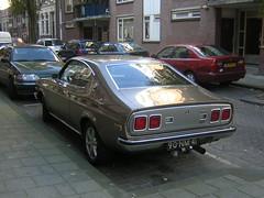 Mazda 929 S (16 02 1978) (brizeehenri) Tags: mazda 929 1978 90nm41 rotterdam