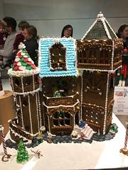 Gingerbread Mansion (daryl_mitchell) Tags: winter 2017 saskatoon saskatchewan canada xmas festivaloftrees wdm western development museum gingerbread house