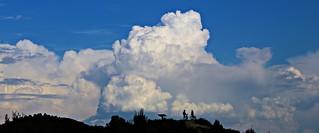 Before the storm-Antes de la tormenta