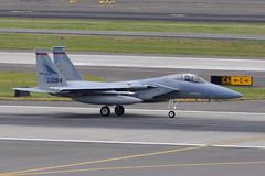 United States Air Force (Oregon Air National Guard) - McDonnell Douglas F-15C Eagle - USAF 85-0094 - Portland International Airport (PDX) - June 3, 2015 3 126 RT CRP (TVL1970) Tags: nikon nikond90 d90 nikongp1 gp1 geotagged nikkor70300mmvr 70300mmvr aviation airplane aircraft militaryaviation portlandinternationalairport portlandinternational portlandairport portland pdx kpdx usaf850094 af850094 850094 unitedstatesairforce usairforce usaf oregonairnationalguard oregonang orang airnationalguard ang 123rdfightersquadron 123dfightersquadron 123fs 123rdfs 123dfs 142ndfighterwing 142dfighterwing 142ndfw 142dfw 142fw boeing mcdonnelldouglas mcdonnelldouglasf15eagle boeingf15eagle mcdonnelldouglasf15ceagle boeingf15ceagle f15eagle f15ceagle eagle f15 f15c prattwhitney pw prattwhitneyf100 f100 pwf100 prattwhitneyf100pw220 f100pw220