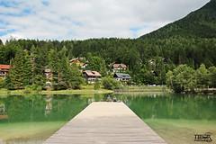 Lake Jasna (morbidtibor) Tags: slovenia triglav hiking trek trekking kranjska gora kranjskagora lake jasna