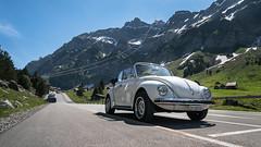 on the road (schneider-lein) Tags: vwkäfer käfer bug coccinelle beetle vwbeetle säntis