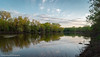 Fort Snelling State Park (Lizzy Lentsch Photography) Tags: saintpaul minnesota fortsnelling fortsnellingstatepark statepark minnesotastatepark park may spring woods forest tree water mississippi mississippiriver river sky clouds