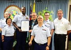 Coast Guard kicks off National Safe Boating Week 2018 in Honolulu (Coast Guard News) Tags: coastguard hawaii nsbw honolulu unitedstates us