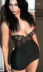 Aurora (Kαяιne..........♡) Tags: lingerie secondlife woman bigbeautifuldoll