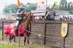 Quondam at Berlaar castle (John DG Photography) Tags: 2018 belgium berlaar d4s quondam event medieval joust thooghuys
