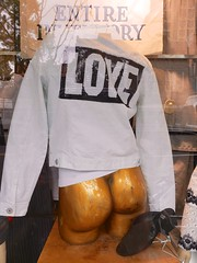 Love Butt (Joe Shlabotnik) Tags: butt 2018 love galaxys9 mannequin dummy cameraphone may2018