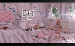 Dolly's Playground (nannja.panana) Tags: birdy candydoll deetalez epiphanygacha exxess lefilcasse luaneposes maitreya nannjapanana treschic uber vista secondlife
