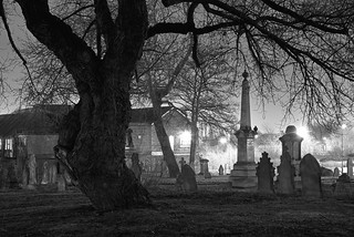 Wood Street Cemetery, Willenhall 26/01/2018