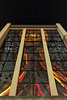 Stained Glass Window, The Shrine of the True Cross (Mabry Campbell) Tags: catholic april 2018 design usa texas dickinson iphone church religion window glass stainedglass