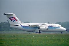 G-UKPC British Aerospace 146-100 Air UK (pslg05896) Tags: gukpc bae146 airuk lgw egkk london gatwick