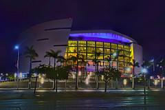 AmericanAirlines Arena, 601 Biscayne Boulevard, Miami, Florida, USA / Architect(s): Arquitectonica and 360 Architecture / Opened: December 31, 1999 (Jorge Marco Molina) Tags: americanairlinesarena 601biscayneboulevard miami florida usa arquitectonica 360architecture december31 1999 miamibeach miamigardens northmiamibeach northmiami miamishores cityscape city urban downtown density skyline skyscraper building highrise architecture centralbusinessdistrict miamidadecounty southflorida biscaynebay cosmopolitan metropolis metropolitan metro commercialproperty sunshinestate realestate tallbuilding midtownmiami commercialdistrict commercialoffice wynwoodedgewater residentialcondominium dodgeisland brickellkey southbeach portmiami sobe brickellfinancialdistrict keybiscayne artdeco museumpark brickell historicalsite miamiriver brickellavenuebridge midtown sunnyislesbeach