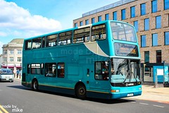 Arriva North West LJ51DKY (Mike McNiven) Tags: arriva northwest oldhamsest bolton interchange plaxton president