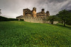 Castello di Fénis (larosa.miki) Tags: val daosta aosta fenis landscape color rainy day haida cpl gnd 09 gnd09soft