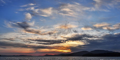 2018-05-03 Sunset (02) (2048x1024) (-jon) Tags: anacortes skagitcounty skagit washingtonstate washington salishsea fidalgoisland sanjuanislands pugetsound guemeschannel kiwaniswaterfrontpark sunset sky cirrus clouds cloud pnw pacificnorthwest composite stitched a266122photographyproduction