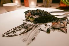 (loustejskal) Tags: london england unitedkingdom oad2018 oadweek2018 opinionatedaboutdining food finedining gyotaku yojitokuyoshi