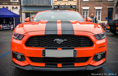 2017 Ford Mustang GT Convertible (Alexandre D_) Tags: canon eos 5d 5dclassic 5dmarki canon5d sigma sigma1835mmf18hsmart 1835mm cars car vehicles vehicle automotive automobile auto musclecar american ford mustang gt convertible flashy paint fordmustanggt mustangconvertible heninbeaumont hautsdefrance france rain rainyday weather colors color colorful couleur colour colours orange black usa beautiful nice beauty wideangle beast voiture wheel sport dunlop sportcar art artistic carspotting carshow outdoor outside spring cobra sharp sharpness vivid rich vibrant