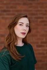 Emma (foxy.portrait) Tags: actor londonactors model londonmodels portrait headshot redhair pretty beautiful beauty