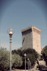 Torrecilla (Lady Smirnoff) Tags: streetlamps faroles torre tower italia italy