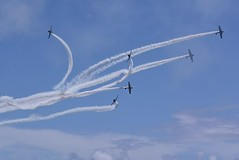 Ft Lauderdale Airshow 05May18.04 (Pervez 183A) Tags: geico skywriters airshow snj t6 texans ftlauderdale florida