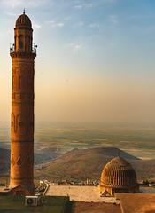 Ulu cami (Great Mosque), Mardin (sdhaddow) Tags: mardin turkey mosque islamic architecture mesopotamia anatolia