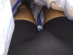 my bulge (bulgeman4) Tags: bike shorts spandex bulge bulto calzas boxer