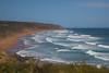 Beach fishing (cheezepleaze) Tags: beach impressionist painting fisherman fishing surfcasting hss