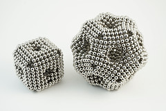 """Hyperboloid Cube and Dodecahedron <a style=""""margin-left:10px; font-size:0.8em;"""" href=""""http://www.flickr.com/photos/51434923@N07/42050355691/"""" target=""""_blank"""">@flickr</a>"""