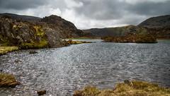 Choppy waters (Tall Guy) Tags: tallguy uk ldnp unescoworldheritagesite lakedistrict cumbria haystacks tarn innominate