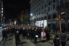 "09.03.2018 Anche noi alla Via Crucis delle parrocchie di Milano con il  nostro Vescovo • <a style=""font-size:0.8em;"" href=""http://www.flickr.com/photos/82334474@N06/42084430962/"" target=""_blank"">View on Flickr</a>"