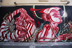 caratoes (eb78) Tags: ca california graffiti streetart mural sf sanfrancisco financialdistrict caratoes