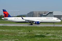 D-AVXF // Delta Air Lines // A321-211SL // MSN 8200 // N343DN (Martin Fester - Aviation Photography) Tags: davxf deltaairlines a321211sl msn8200 n343dn a321 msn 8200 aib200b delta