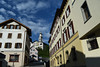Tiefencastel centre (Guildfordian) Tags: spring albula tiefencastel switzerland parishchurchofststefan