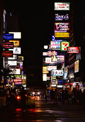 bangkok night (poludziber1) Tags: cityscape travel urban night street thailand bangkok