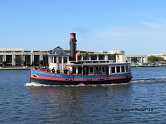 Julliette Gordon Low Savannah Belles Ferry (Gerald (Wayne) Prout) Tags: julliettegordonlowsavannahbellesferry savannahriver cityofsavannah chathamcounty stateofgeorgia usa prout geraldwayneprout canon canonpowershotsx60hs powershot sx60 hs digital camera photographed photography boats vessels julliettegordonlow savannahbellesferry julliette gordon low savannah belles ferry riverboat watertaxi river city chatham county georgia historicdistrictnorth