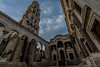 Roar of time (ck0375s) Tags: building architecture sky tower palace heritage split morning croatia niko nikon landscape scenery amateur town