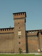 Замок Сфорца, Мілан InterNetri Italy 161