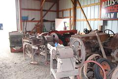 Newfane 066 (57) (swi66) Tags: dunkirk hit miss motors diesel cannons farm tractor john deere antique historical
