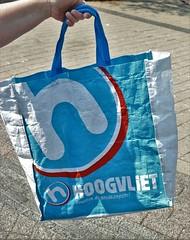 Bag (Steenvoorde Leen - 9.3 ml views) Tags: 2018 doorn utrechtseheuvelrug bag tas boodschappentas hoogvliet arm