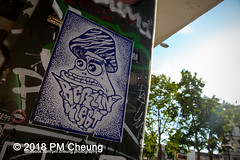 Streetart – Urbanart – Graffiti – Berlin - IMG_3661 (PM Cheung) Tags: berlinmuralfeststreetart streetart wandbilder wandgemälde graffiti hiphop rap murals street style pomengcheung kunst strasenmalerei facebookcompmcheungphotography muralfest pmcheung mengcheungpo mto urbanspree parkamgleisdreieck gleiseckpark walloffame 1up pasteups streetartist streetartistry boxart electricalbox electricalboxart electricutilityboxart art tagging urbanart subwayberlin bombing extinguishergraffiti extinguisherart extinguishertag extinguishertags graffitikalender pieces writer ubahn pasteup berlinmuralfest2018 cuvrygraffiti streetartkünstlersblu blu roa antifa