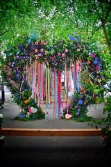 Chelsea in Bloom (gary8345) Tags: 2018 uk unitedkingdom greatbritain britain england london chelsea londonist flower flowers chelseainbloom snapseed