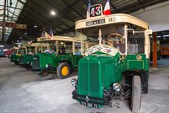 Réserve historique RATP (Verco91) Tags: canonfrance ratp bus ancien renault