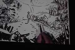 1+9+8+4 by Pirlouiiiit 23052018 (Pirlouiiiit - Concertandco.com) Tags: ohlesbeauxjours festival marseille 2018 concertdessiné pirlouiiiit 23052018 frichebelledemai grandplateau concert bd 1984 live