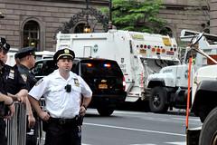 cops (greenelent) Tags: notrump protest demonstration riseandresist streets people activists nyc newyork