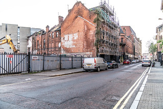 THE GARFIELD BAR BUILDING ON LOWER GARFIELD STREET AND NORTH STREET IN BELFAST [HAS BEEN DESCRIBED AS A TEN YEAR PLUS DECAYING EYESORE]-140453